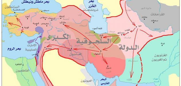 Wilayah Dinasti Seljuk