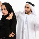 suami-istri bertengkar