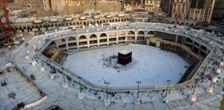 Masjidil Haram pernah tidak dikunjungi orang