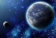 langit dan bumi