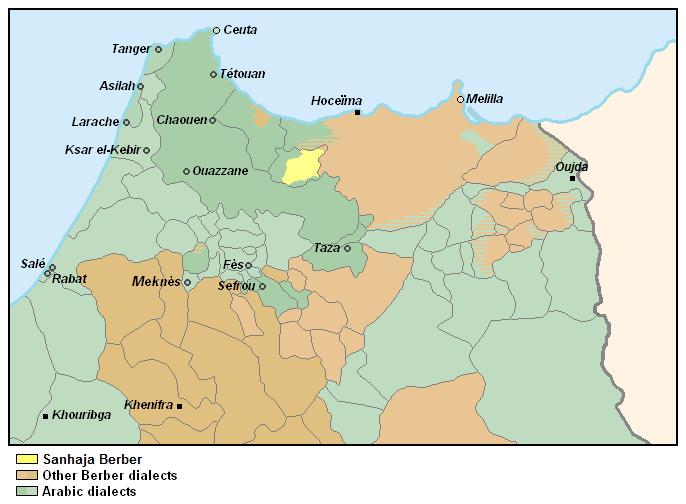 Kerajaan Sanhajiah