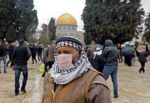 Palestina - Israel Bekerjasama Lawan Corona