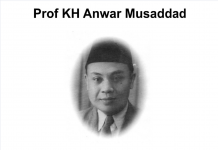 Prof. K.H. Anwar Musaddad