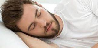 cara tidur