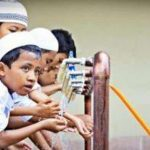membasuh anggota wudhu