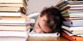 merasa bosan saat belajar