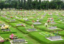 ziarah ke kuburan orang tua