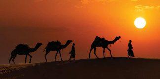 masyarakat arab pra Islam