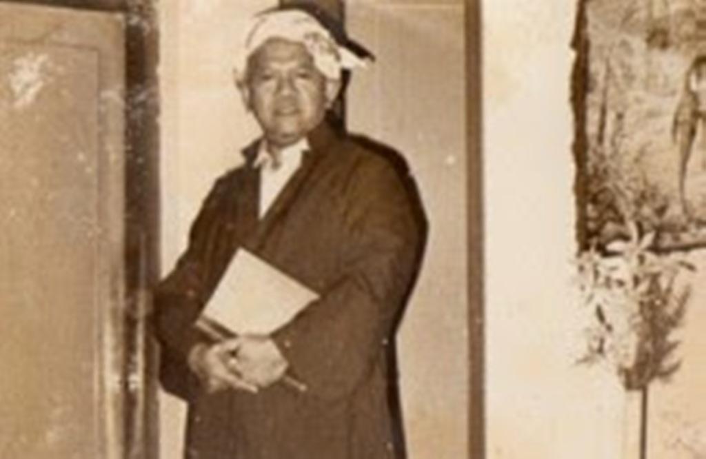 K.H. Habib Utsman Alaydrus