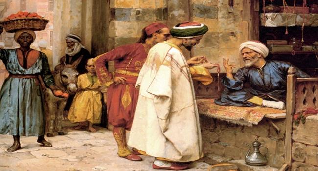 Yahudi yang menguji