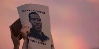 George Floyd: Kredit Foto Jawa Pos
