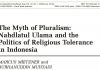 Mitos Pluralisme di NU