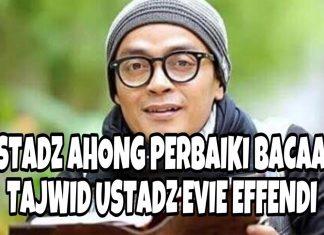 Ustadz Ahong