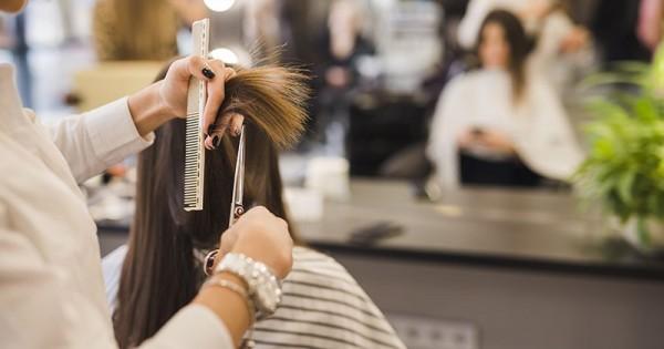 rambut perempuan