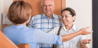 Etika Meninggalkan Rumah Setelah Bertamu