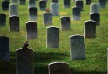 perempuan menguburkan jenazah
