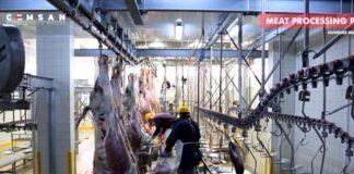 Daging Sembelihan Secara Mekanik