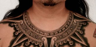 Mentato Badan dengan Memakai Henna Bagi Laki-laki