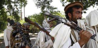 Sanksi Keuangan untuk Kelompok Taliban