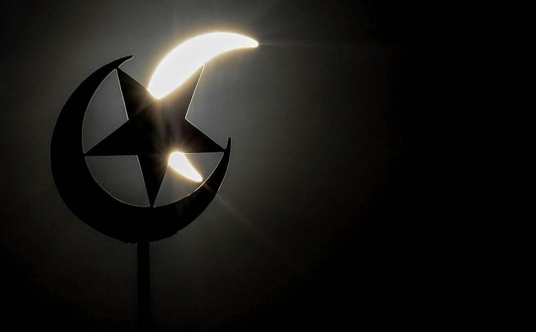 bulan sabit adalah simbol Islam