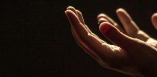 membimbing bacaan syahadat