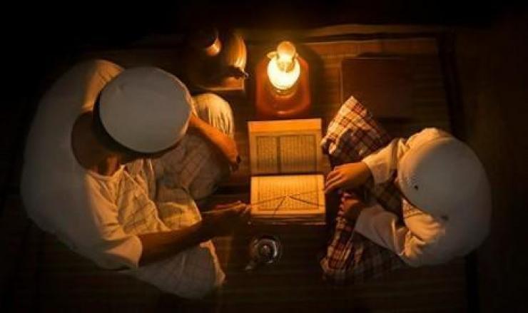 As'ad Syamsul Arifin ilustrasi