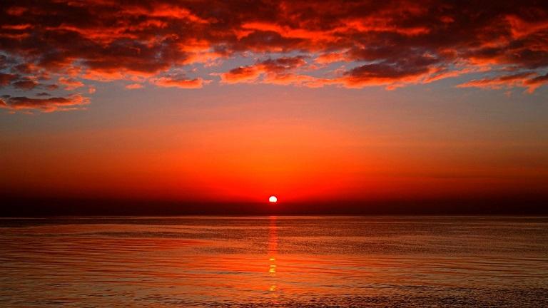 Matahari Tenggelam