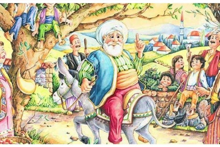 Nasruddin Hoja dan Tetangganya yang Banyak Anak