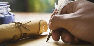 tradisi menulis