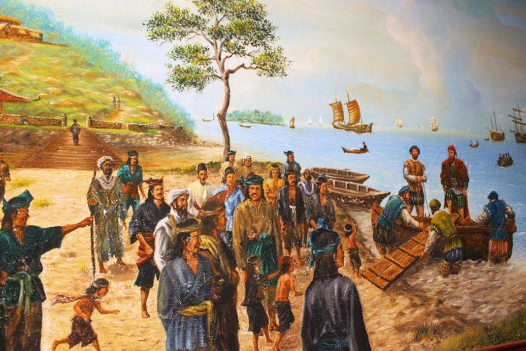 Kisah Para Pedagang Arab Menyebarkan Islam di Nusantara