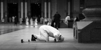 berdoa di sujud terakhir