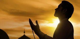 mengabulkan doa