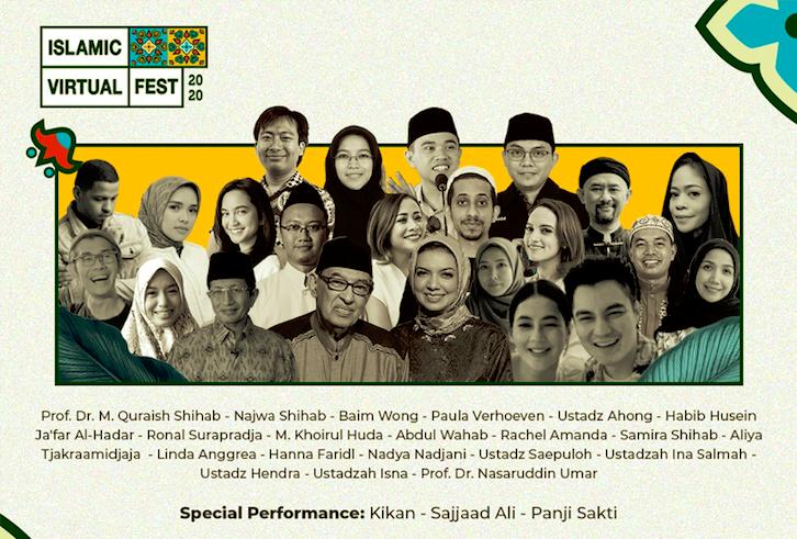 Islamic Virtual Fest 2020
