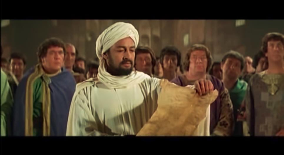 Sahabat yang Menjadi Utusan Nabi Kepada Para Raja membawa surat-surat Nabi