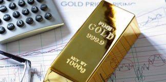 emas di pasar berjangka