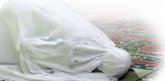 Doa Setelah sujud tilawah
