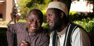 Imam Ashafa dan Pastor James
