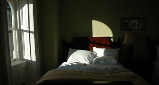 Meninggalkan Istri Tidur Sendiri