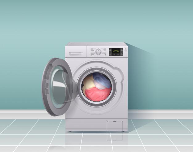 Mertua Mencuci Pakaian Menantu