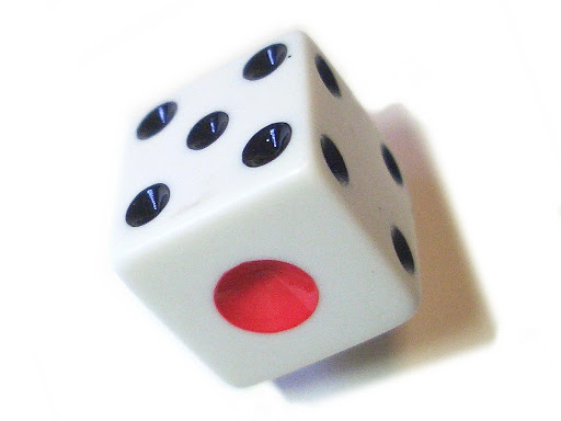 bermain dadu