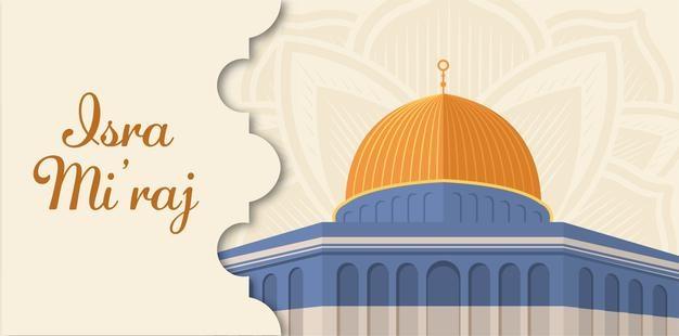 Isra dan Mikraj bersama nabi; Menyebar Toleransi