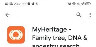 Hukum Menggunakan Aplikasi MyHeritage?