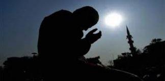 tunduk pada Allah