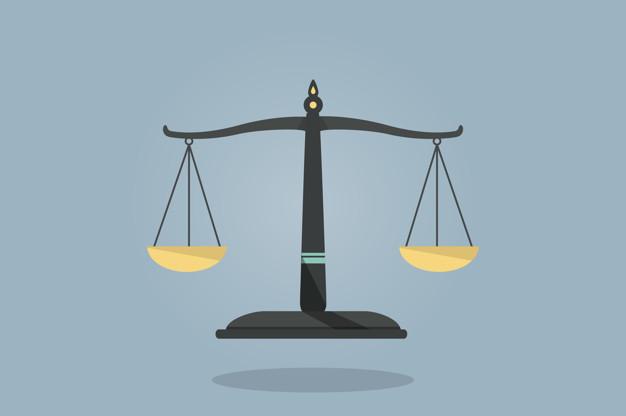 keberanian atau keadilan
