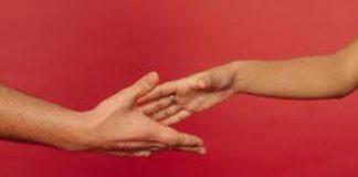 niat berjabat tangan