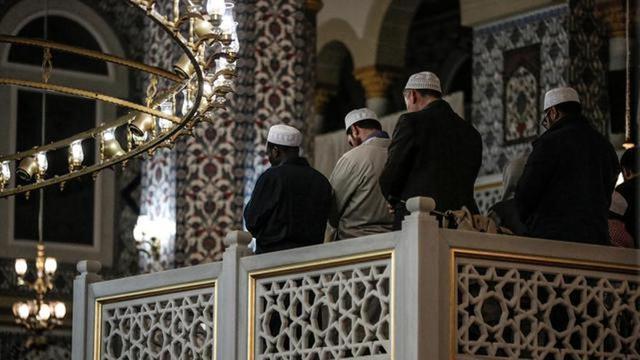 mendahului imam