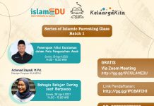 Series of Islamic Parenting Class Batch 1 by ISLAMEDU